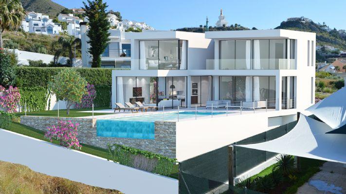 Off plan vrijstaande luxueuze villa (O.B.)