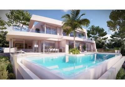 Nieuwbouw vrijstaande luxueuze villa (O.B.)