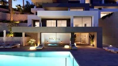 Off plan luxueus appartement