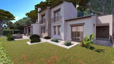 Moderne vrijstaande villa (O.B.)